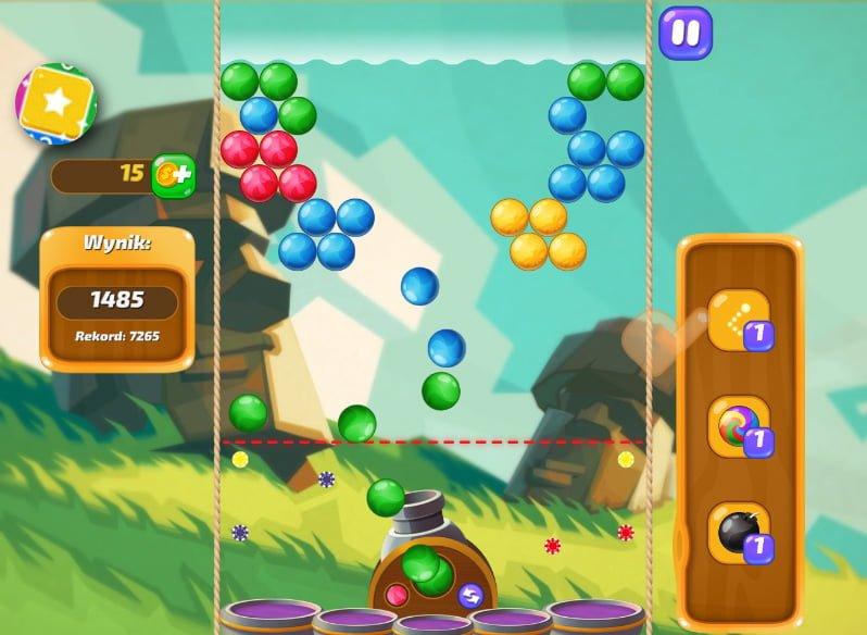 Zdjęcie Bubble Shooter - gry online