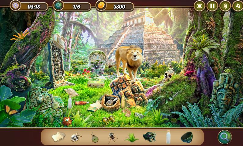 Zdjęcie Jungle Mysteries - ukryte obiekty
