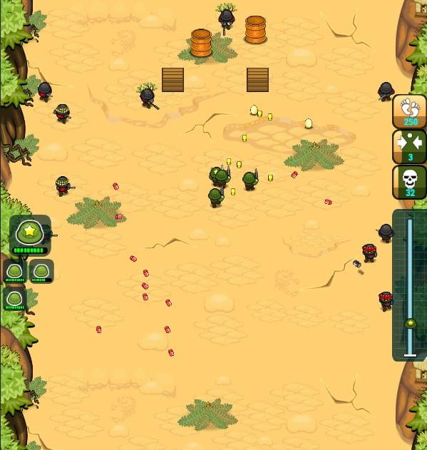 Zdjęcie Battalion Commander - gry online