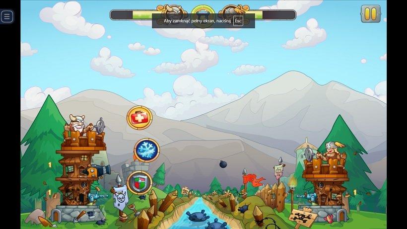 Obrona wieży - gry online