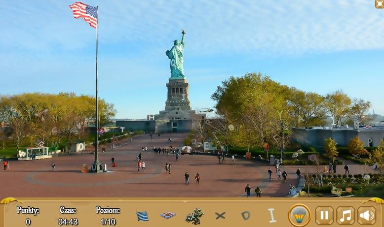 Zdjęcie Gra ukryte obiekty - Nowy Jork