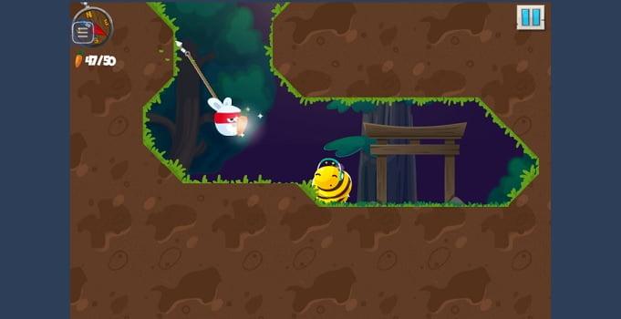 Zdjęcie Królik Samuraj - gry dla dzieci