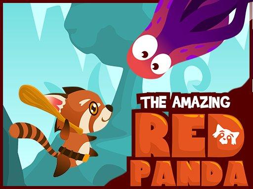 Amazing Redpanda - gry dla dzieci
