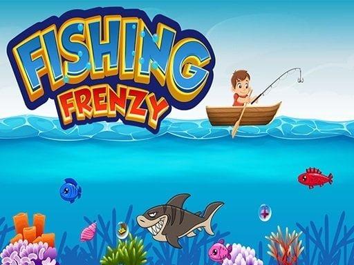 Gry dla dzieci - Fishing Frenzy Full