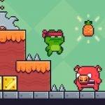 Pixel Adventure – gry platformowe