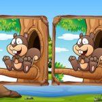 Jungle 5 Diffs – gry dla dzieci