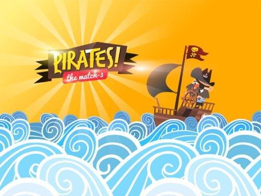 Piraci - dopasuj 3