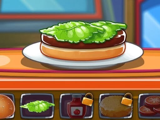 Top Burger Chef - gry online