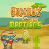 Cowboy VS Marsians
