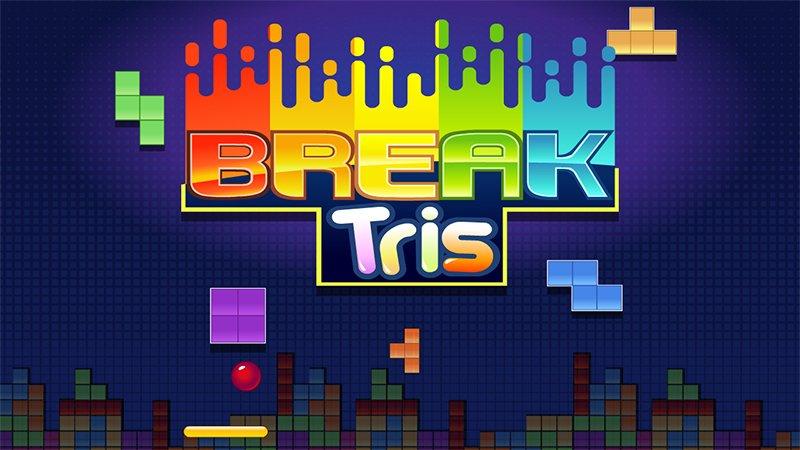 Zdjęcie Break Tris (tetris)