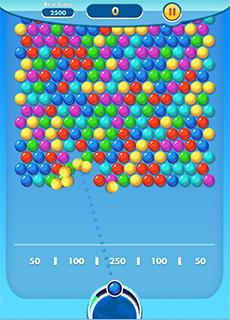 Zdjęcie Gry dla dzieci - Bubble Shooter Arcade